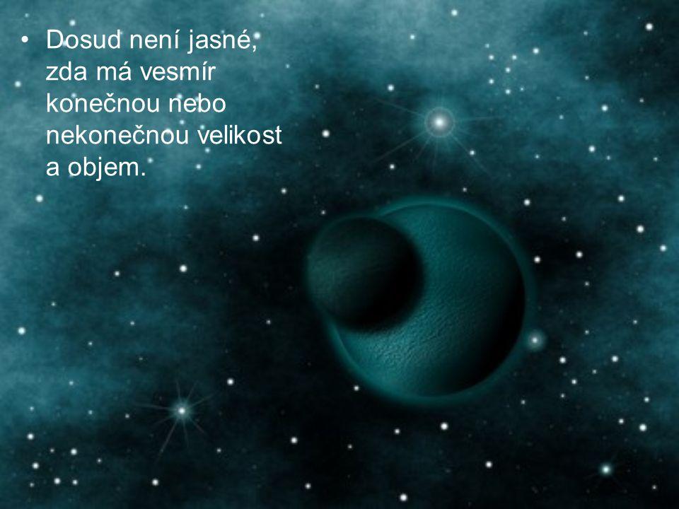 Rozměry vesmíru