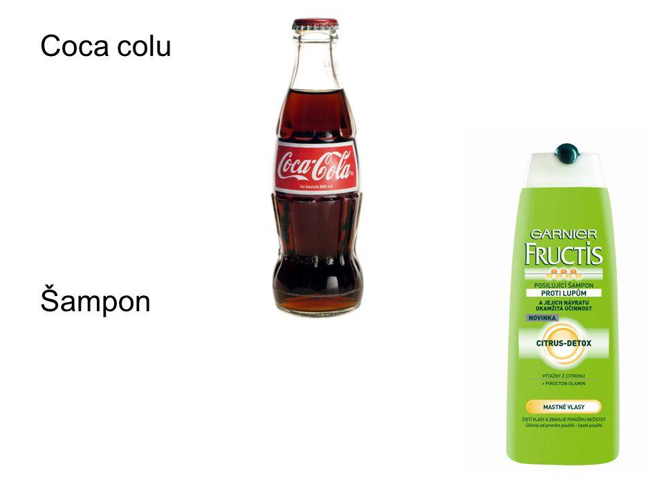 Coca colu Šampon