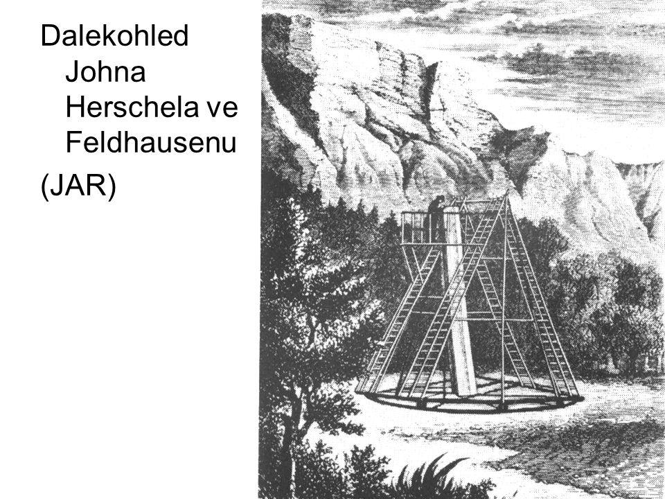 Dalekohled Johna Herschela ve Feldhausenu (JAR)