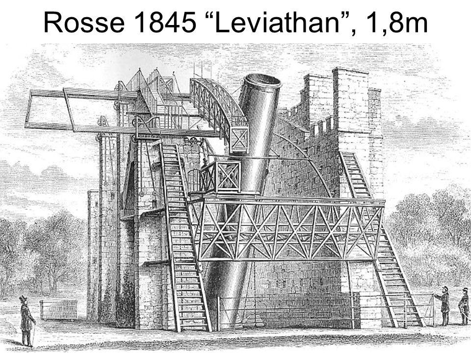 "Rosse 1845 ""Leviathan"", 1,8m"