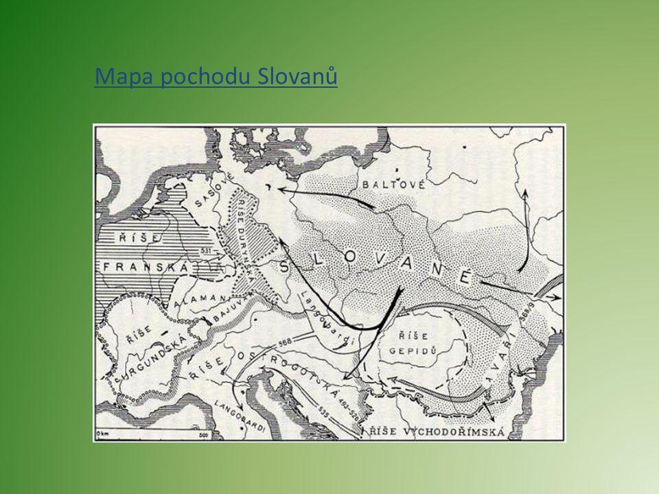  Slované žili jako zemědělci v rodovém zřízení, živili se i lovem a rybolovem, směňovali výrobky, obývali polozemnice, byli hospodářsky soběstační.