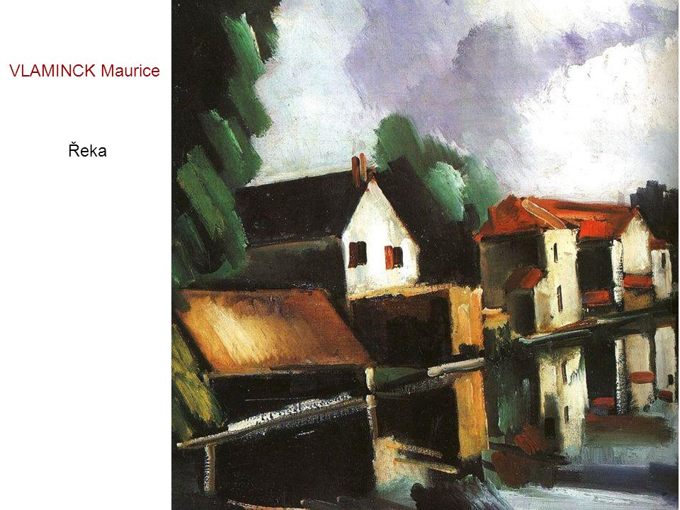 Harmonie v červeném - 1905 MATISSE Henri – Emile - Benoit