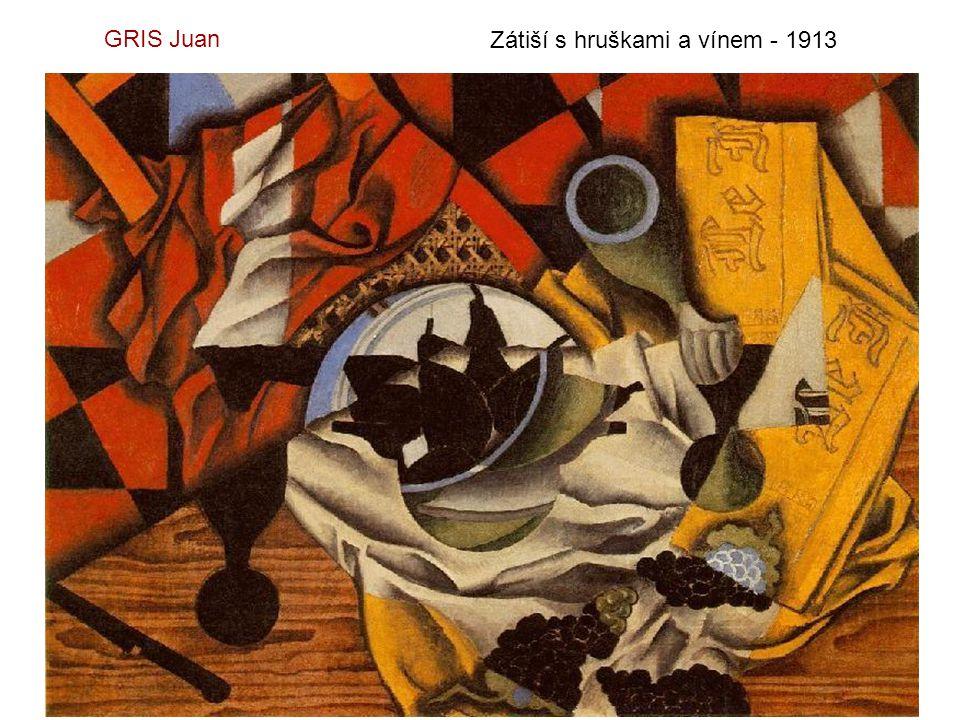 Zátiší – Den - 1929 BRAQUE Georges