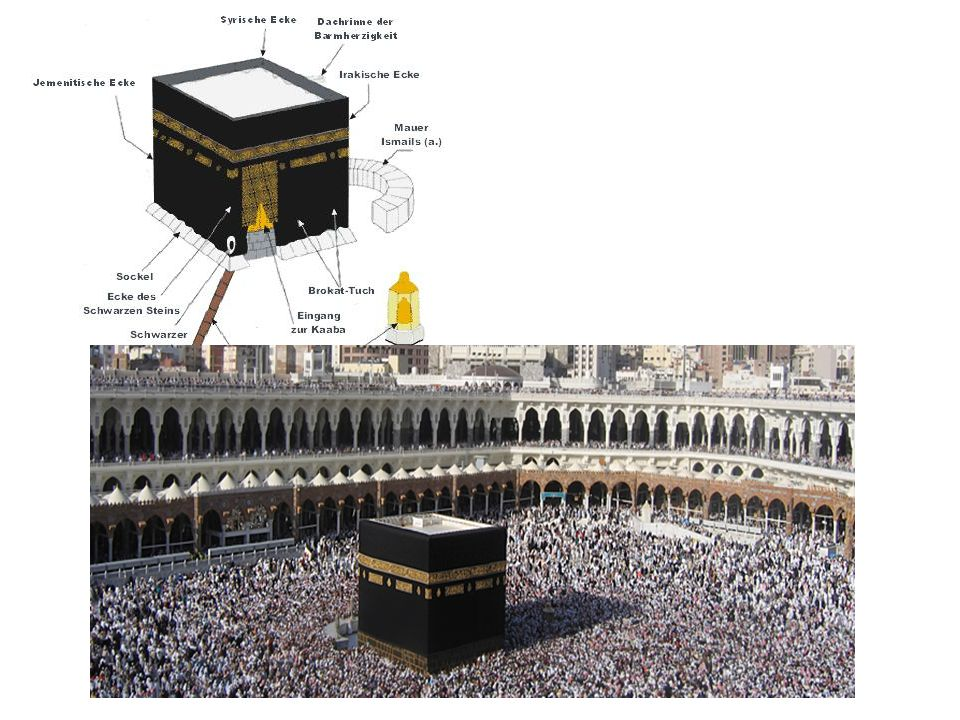 """Pět rituálních povinností/ pilířů islámu Víra v jednoho boha 5x denně modlitby (salát) Almužny Půst- měsíc ramadán, od úsvitu do soumraku 1x za život pouť hadždž """"Není boha kromě boha a Mohamed je boží posel."""