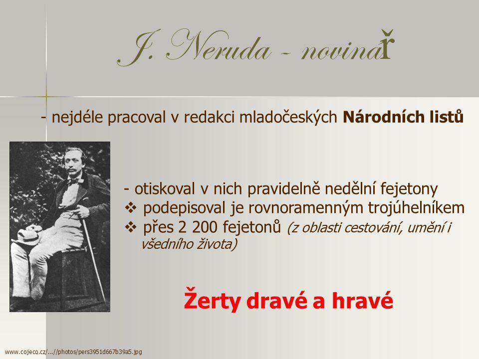 """Nerudova osam ě lost - nikdy se neo ž enil www.prostor-ad.cz/.../nknin/img/holinova.gif - nejdelší vztah měl k Anně Holinové """"věčná nevěsta"""" upload.wi"""