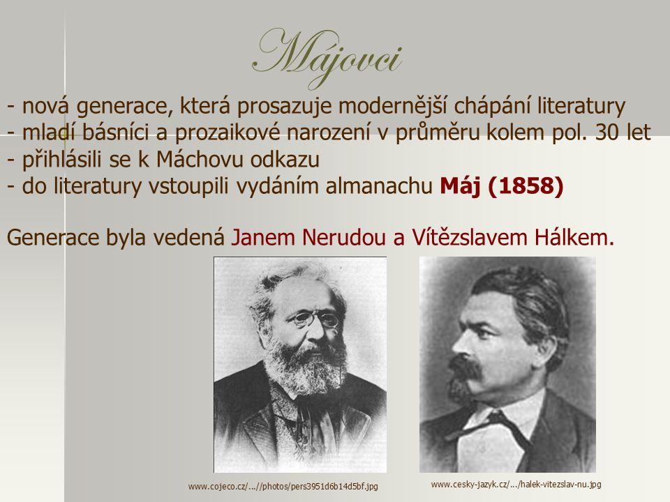 počátek 60. let => pád Bachova absolutismu (1859)   uvolnění politické situace  ožil veřejný život  1867 tzv. rakousko-uherské vyrovnání (na národ