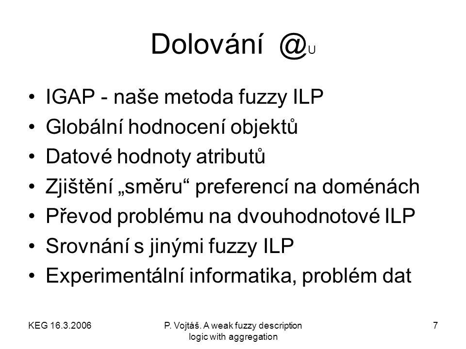 KEG 16.3.2006P. Vojtáš.