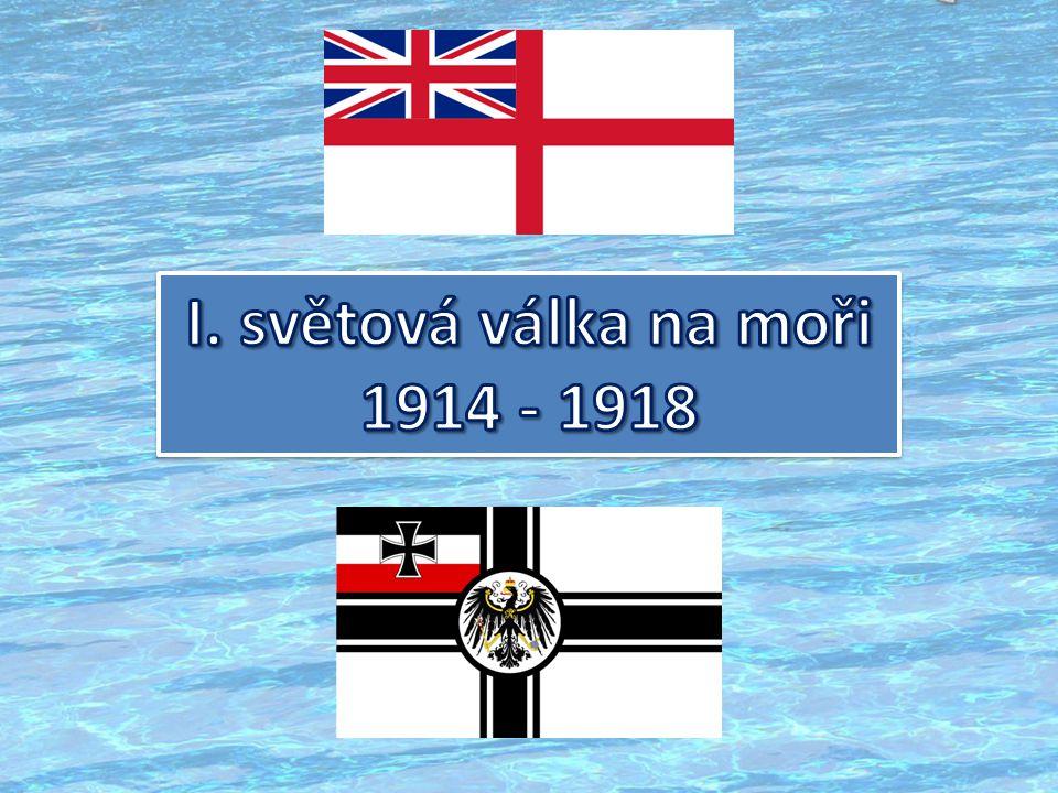 Von Scheer VELKÁ FLOTILA (Jellicoe) BITEVNÍ KŘIŽNÍKY (Beatty) NĚMECKÁ FLOTILA 31.5. 1916