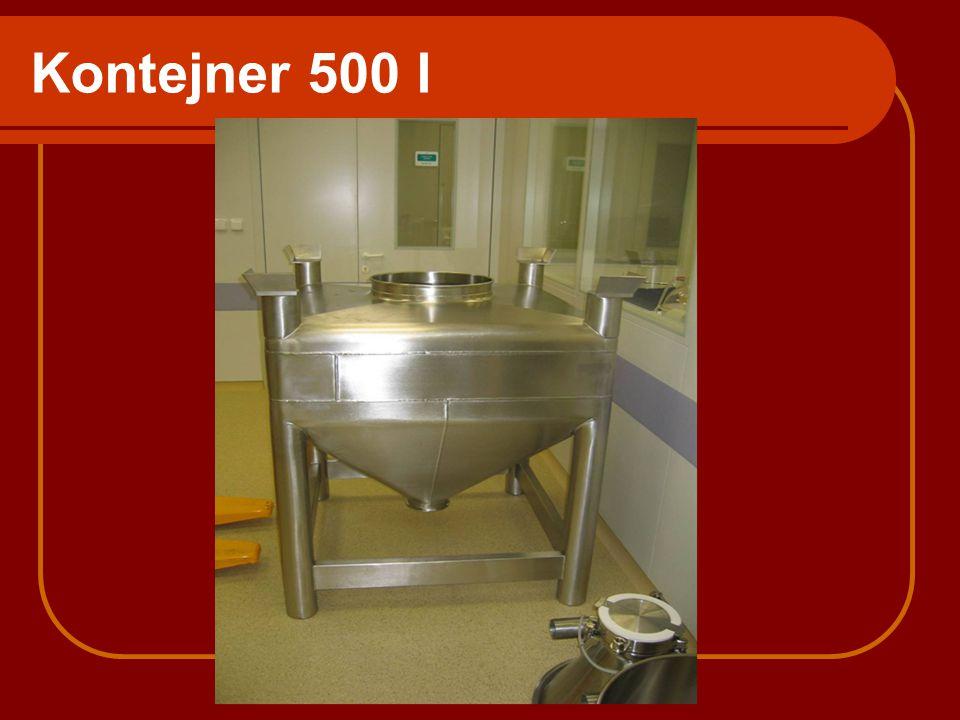 Kontejner 500 l