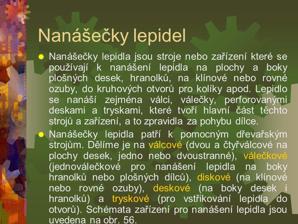 Olepovačky boků kontinuální OObr.