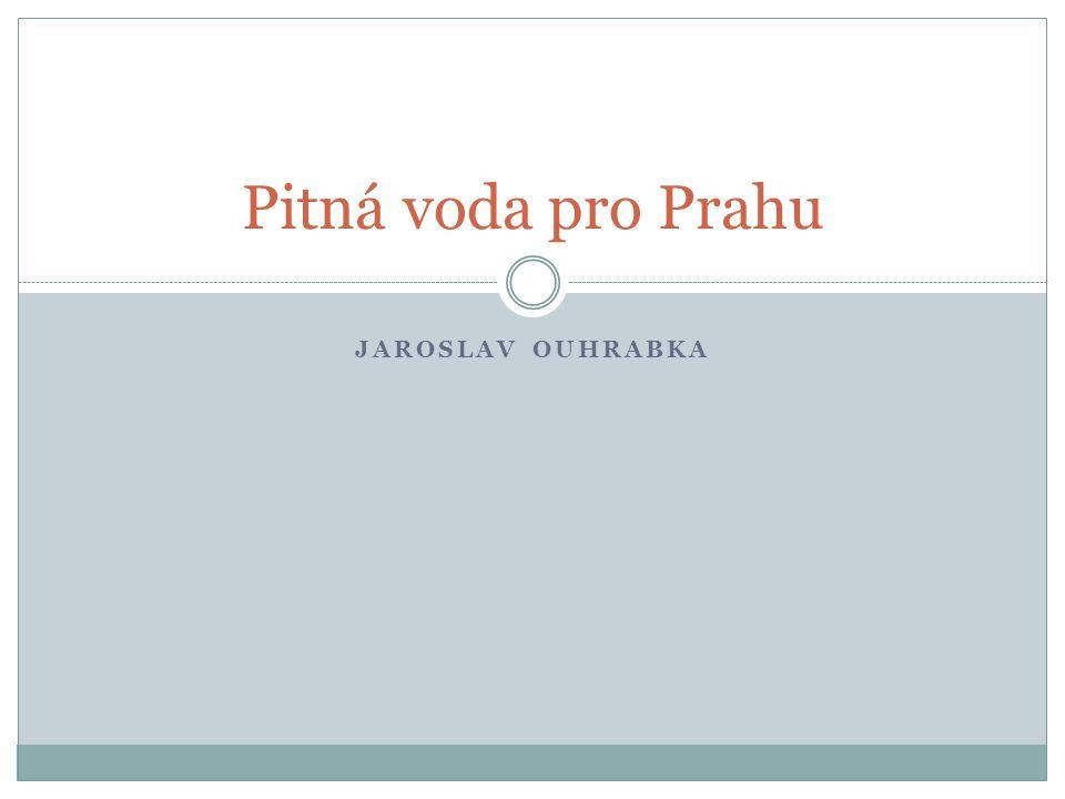 Obecně Pitná voda je voda zdravotně nezávadná ani při dlouhodobé konzumaci Všechno to zajišťuje akciová společnost Pražské vodovody a kanalizace, a.