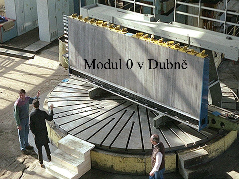 Modul 0 v Dubně