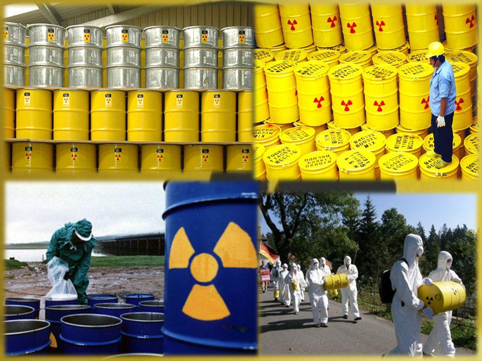 Jaderná reakce o Přeměna atomových jader (štěpení jader atomů).