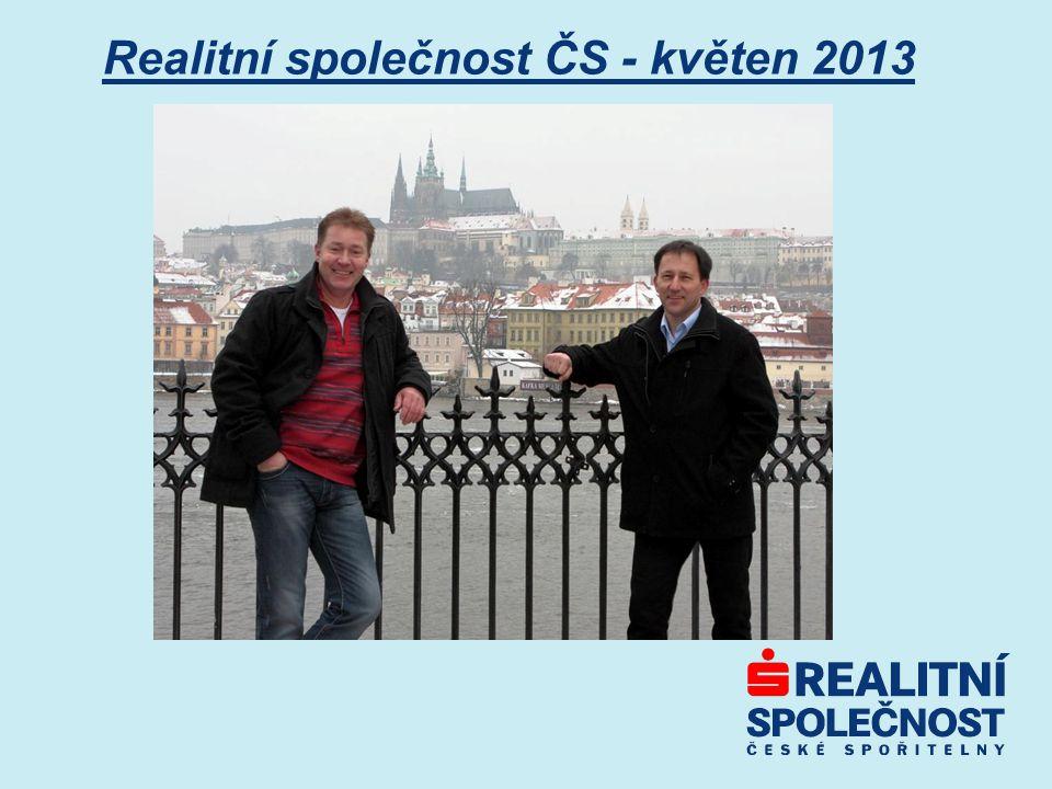 Realitní společnost ČS - květen 2013
