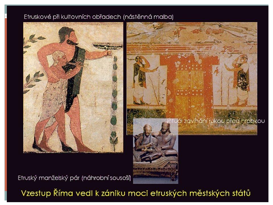 Architektura vítězné oblouky, sloupy, bohatě zdobené reliéfy Traianův oblouk