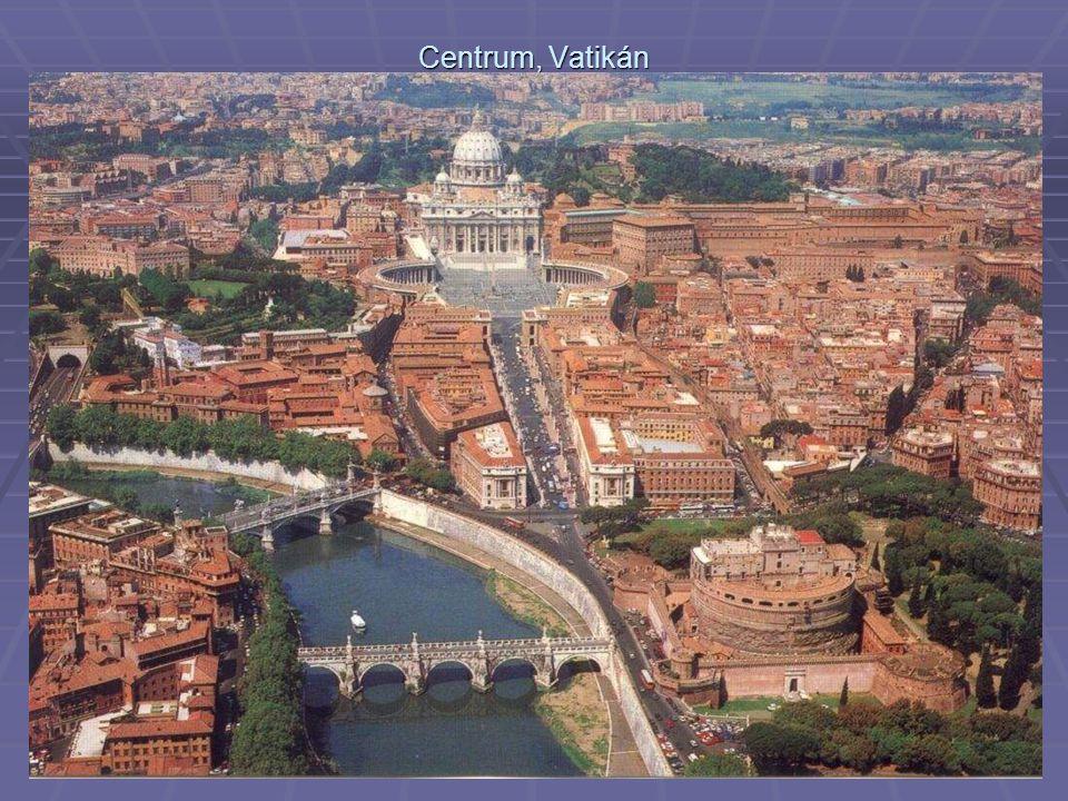 Centrum, Vatikán