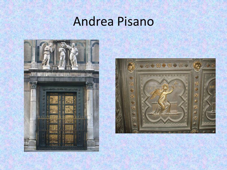 Malířství nové trojrozměrné prostorové ztvárnění začlenění postav do okolí, architektury méně nástěnné malby sklomalba desková malba revoluční díla v Itálii a Nizozemí objev portrétu (polovina 14.