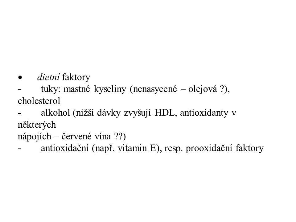  diabetes mellitus (glykace proteinů vč.