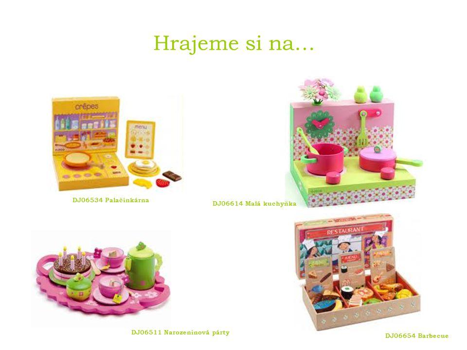 Kreativní sety pro menší děti Kreativní sety pro děti od 3 let.