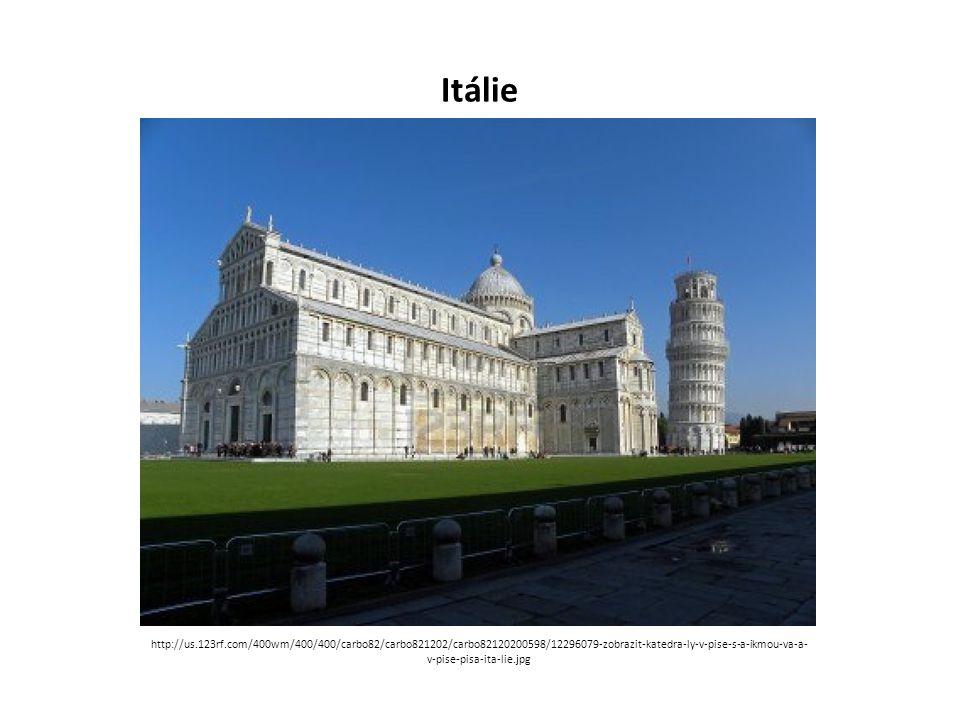 Itálie http://us.123rf.com/400wm/400/400/carbo82/carbo821202/carbo82120200598/12296079-zobrazit-katedra-ly-v-pise-s-a-ikmou-va-a- v-pise-pisa-ita-lie.