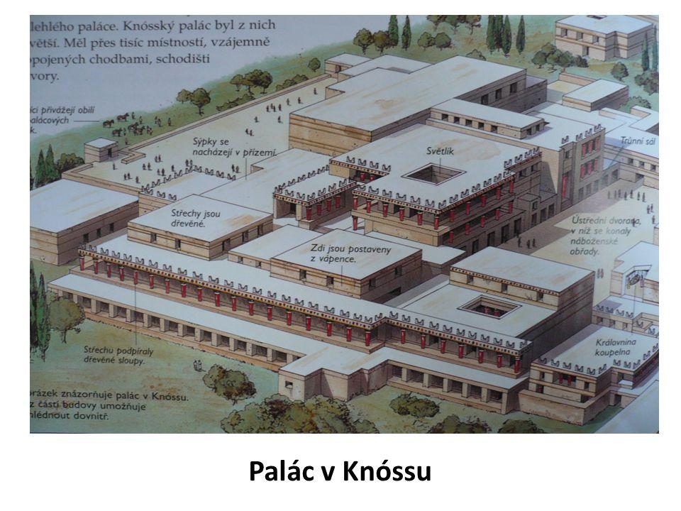 Palác v Knóssu