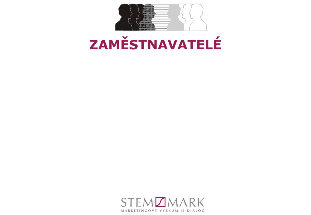 STEM/MARK, a.s.Postoje ke stravovacím poukázkám, únor 2008strana 7 ZAMĚSTNAVATELÉ