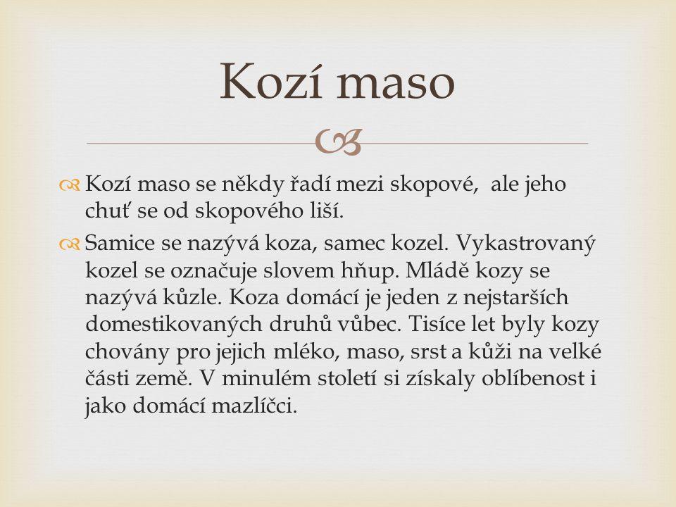 AUTOR NEZNÁMÝ.http://www.kozi- farma.cz/kozi_farma.html [online].
