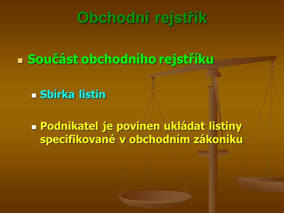 Obchodní rejstřík Rejstříkové soudy Rejstříkové soudy Obchodní rejstřík vedou rejstříkové soudy, kterými jsou krajské soudy Obchodní rejstřík vedou rejstříkové soudy, kterými jsou krajské soudy