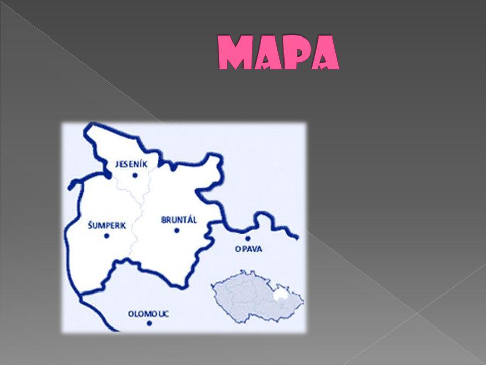Geomorfologická subrovincie: krkonošsko - jesenická Provincie: Česká vysočina povodí: Labe, Odra, Morava,