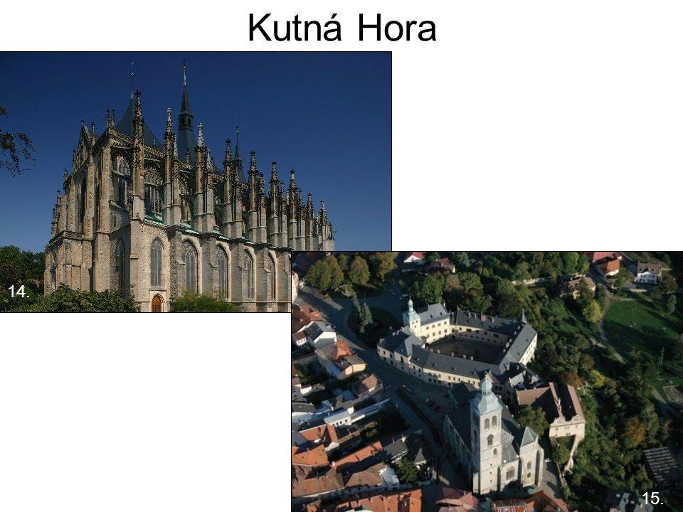Kutná Hora 14. 15.