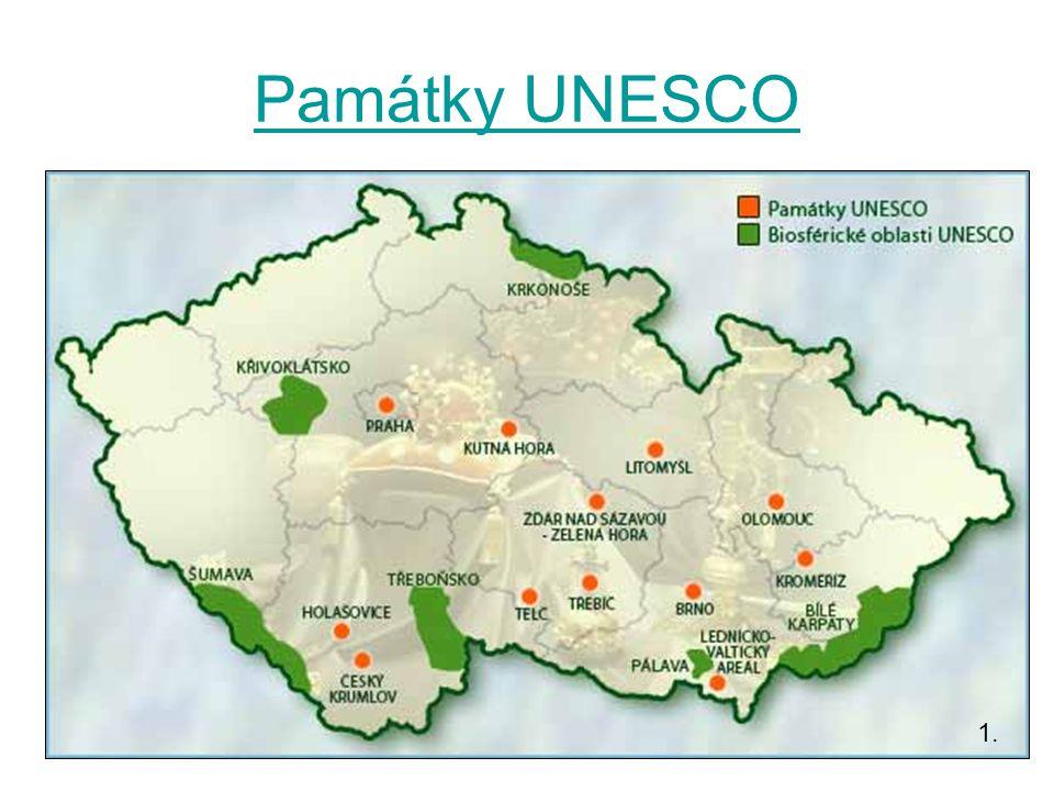 Památky UNESCO 1.