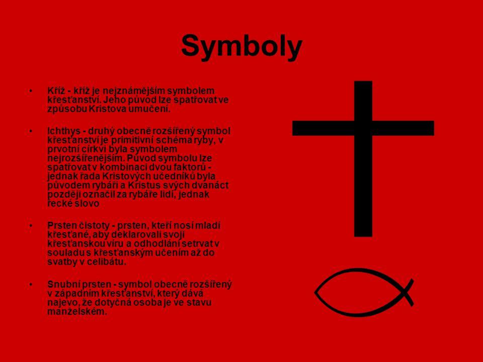 Historie (1) Z lat.christianus < řec.