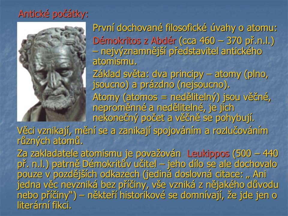 Albert Einstein (1879 – 1955) 1905 – speciální teorie relativity 1905 – speciální teorie relativity 1911 – 12 – řádný profesor na německé universitě v Praze 1915 – obecná teorie relativity 1921 – Nobelova cena za přínos v oblasti kvantové fyziky (fotoefekt) Werner Horwath (olej na plátně 1999) Werner Horwath (olej na plátně 1999) Einsteinův pomník ve Washingtonu Einsteinův pomník ve Washingtonu
