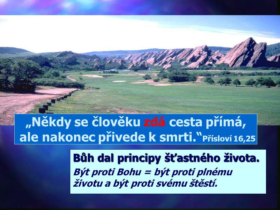 """""""Kdo spoléhá na svůj rozum, je hlupák, ale kdo žije moudře, unikne zlému."""" Přísloví 28,26 Mozek člověka je také zasažen hříchem."""