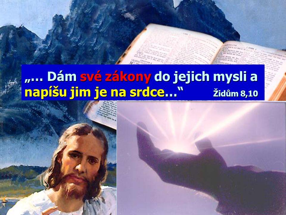 """""""V tom je totiž láska k Bohu, že zachováváme jeho přikázání; a jeho přikázání nejsou těžká."""" 1. Janův 5,3"""