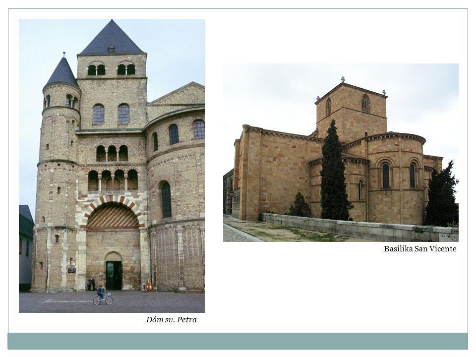 Basilika San Vicente Dóm sv. Petra
