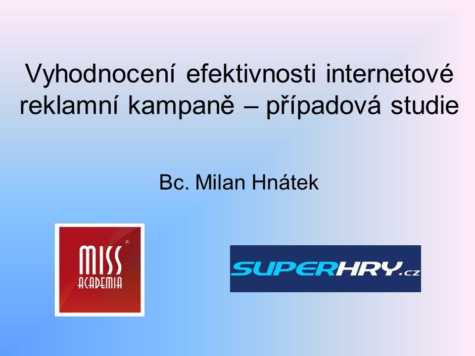 nejnavštěvovanější český server s online hrami a zábavou průměrná délka návštěvy 14 minut.