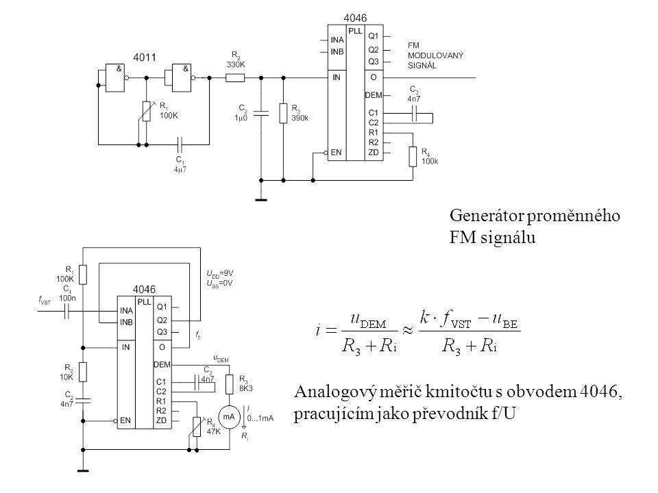 Při návrhu obvodů pro buzení displejů LED vycházíme z parametrů zvoleného displeje.