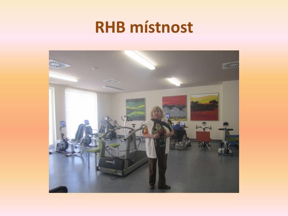 RHB místnost