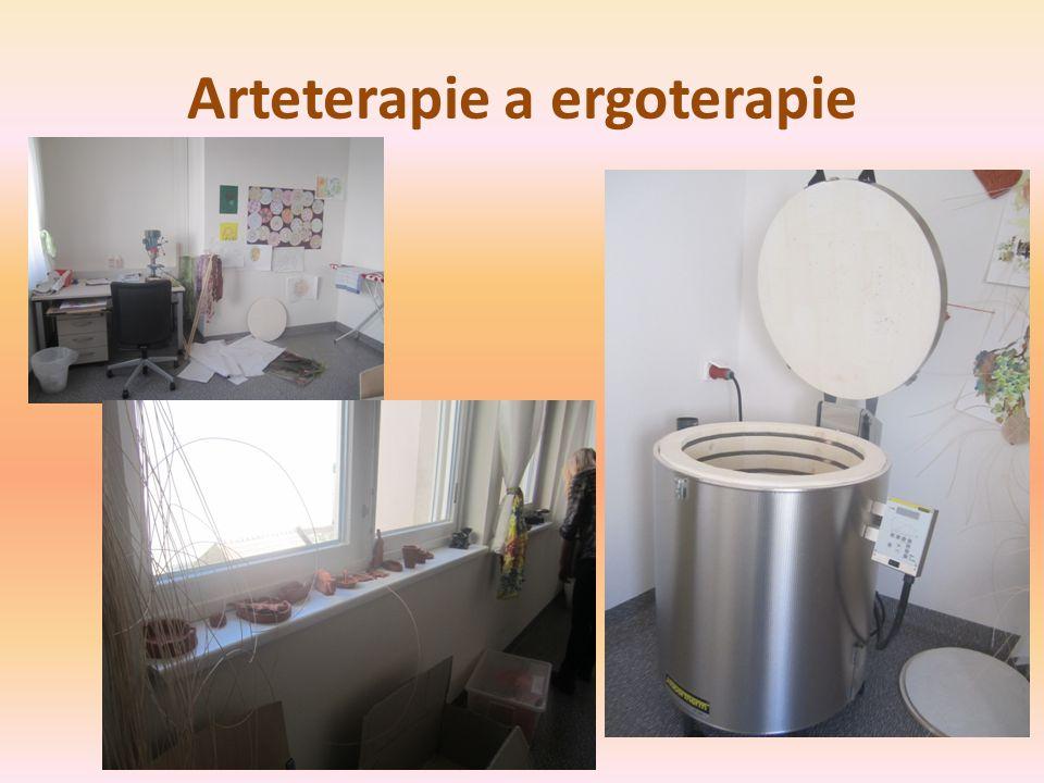 Arteterapie a ergoterapie