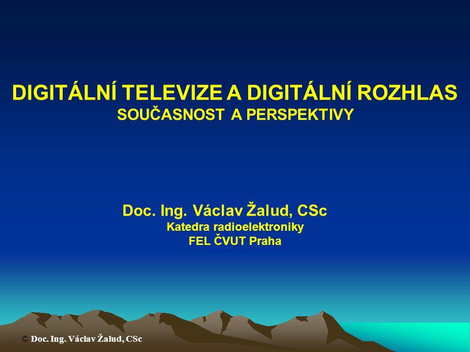 Konkrétní perspektivní systémy veřejné pozemní mobilní komunikace © Doc.