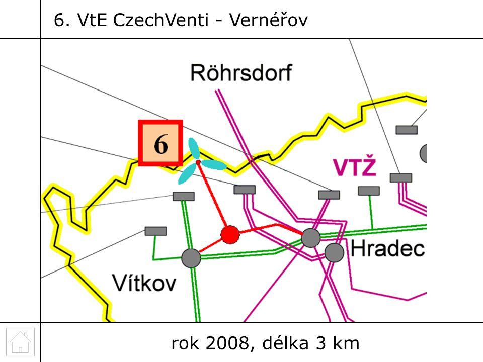6. VtE CzechVenti - Vernéřov rok 2008, délka 3 km