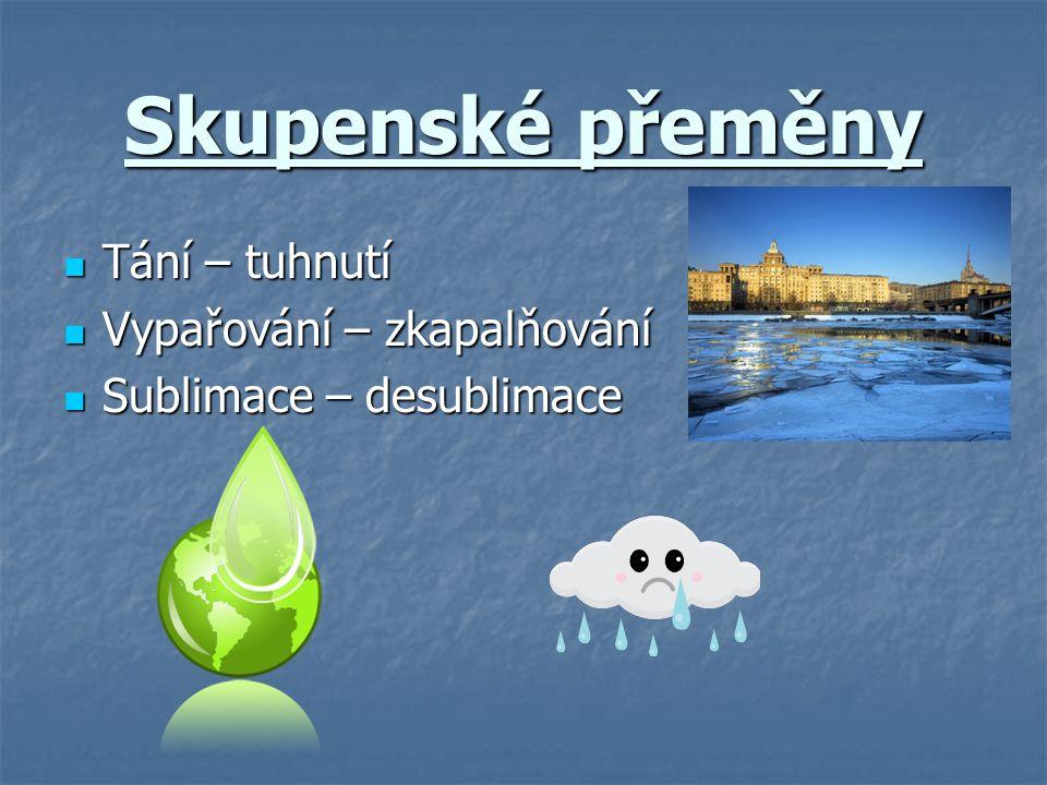 Rozpustnost látek Pokus : cukr, naftalen, oxid hlinitý + benzín nebo voda Výsledky pozorování : Látka rozpustná ve vodě ……………… - Látka rozpustná v benzínu …………… - Látka nerozpustná ani ve vodě ani v benzínu ……………..