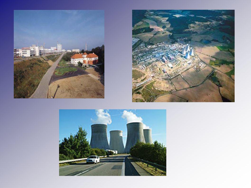 Temelín Jaderná elektrárna Temelín leží přibližně 24 km od Českých Budějovic a 5 km od Týna nad Vltavou. Elektřinu vyrábí ve dvou výrobních blocích s