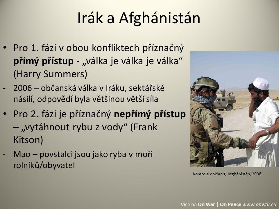 Irák a Afghánistán Pro 1.
