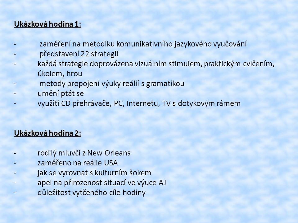 Metodické setkání 3 datum: 12.2.