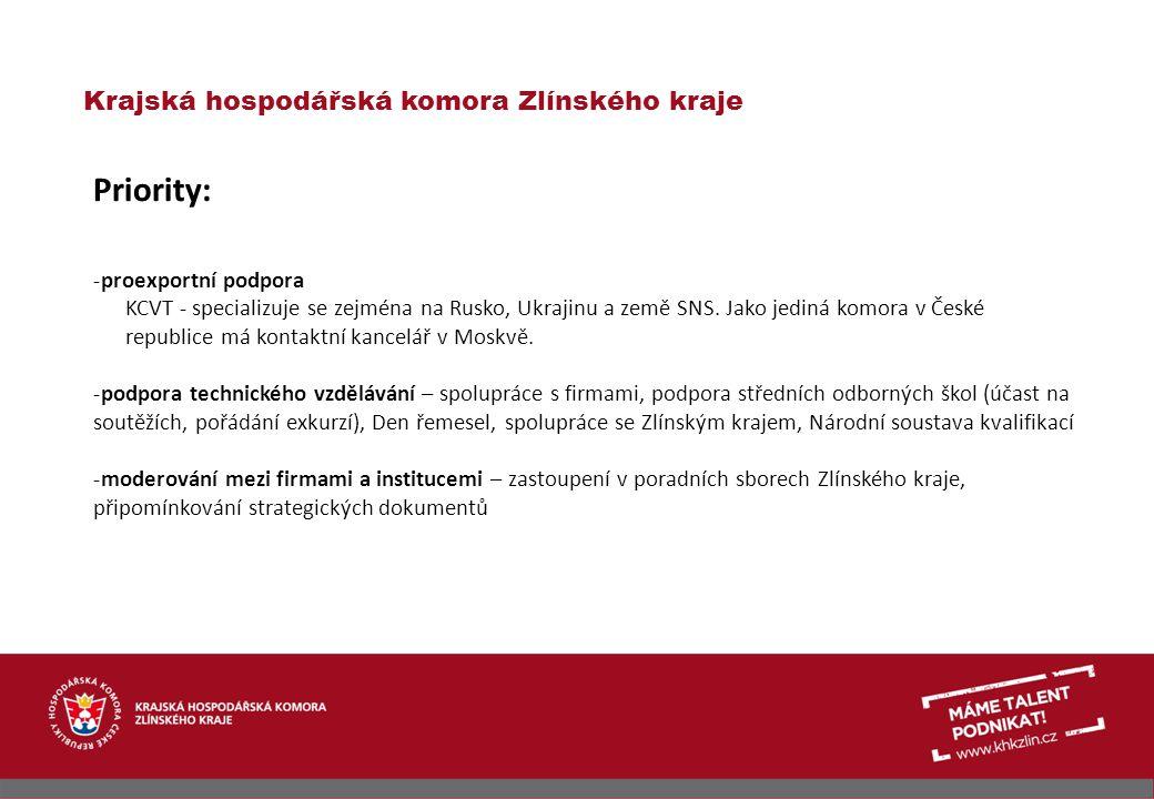 Krajská hospodářská komora Zlínského kraje Sektor doprava je jednou z důležitých oblastí národního hospodářství, která ovlivňuje prakticky všechny oblasti veřejného i soukromého života a podnikatelské sféry.