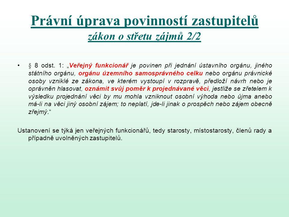 Péče řádného hospodáře dle OZ § 159 odst.