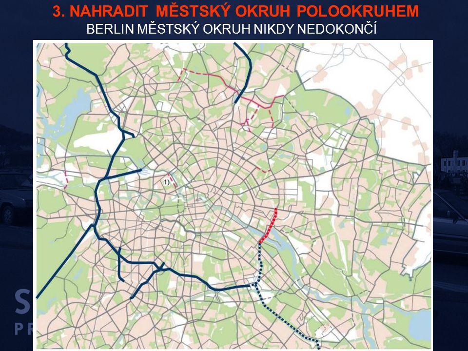 BERLIN MĚSTSKÝ OKRUH NIKDY NEDOKONČÍ PREZENTACE DUBEN 2004 – SENÁT Pramen: Senatsverwaltung für Stadtenwicklung 2003 3. NAHRADIT MĚSTSKÝ OKRUH POLOOKR