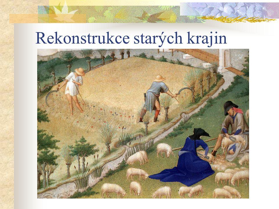Rekonstrukce starých krajin